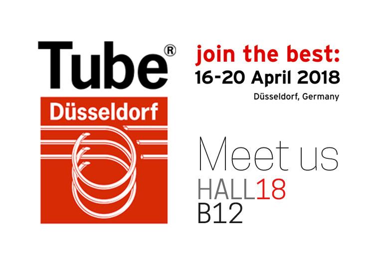 Tube 2018, Düsseldorf