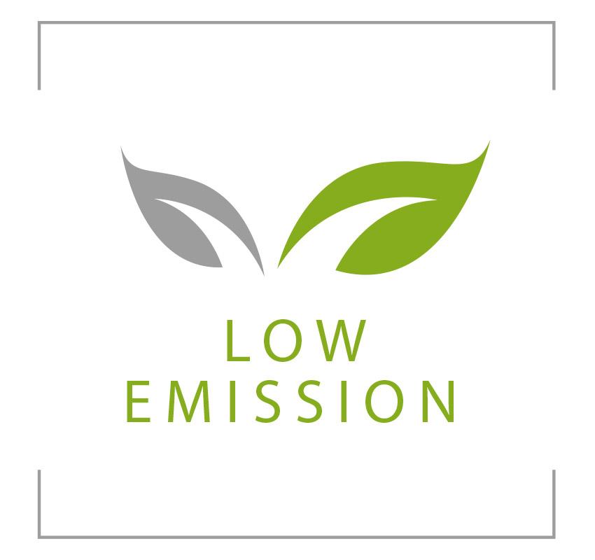 Low emission